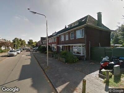 Brandweer naar Wethouder Nijhuisstraat in Enschede vanwege waarnemen gaslucht