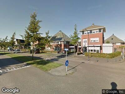 Ambulance naar Vliedlaan in Schagen