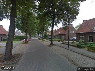 Ambulance naar Hoevenbraaksestraat in Schijndel