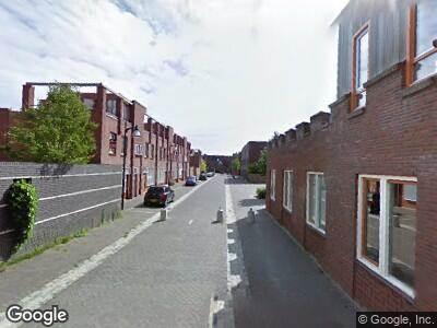 Politie naar Halewijn in 's-Hertogenbosch vanwege ongeval met letsel