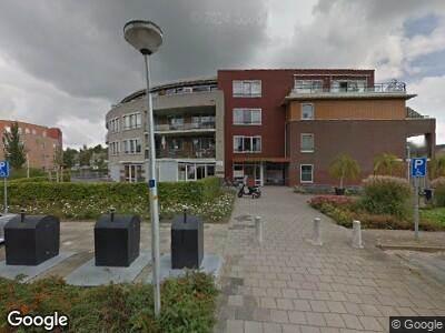 Ambulance naar Karel van Manderhof in Uithoorn