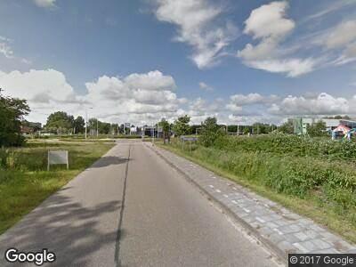 Politie naar Kalverdijkje in Leeuwarden vanwege ongeval met letsel
