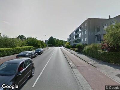 Politie naar Wilhelminakade in Groningen vanwege ongeval met letsel