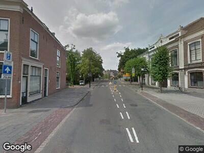 Ambulance naar Kromhout in Dordrecht