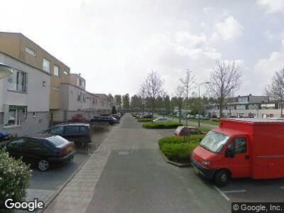 Ambulance naar Chico Mendesring in Dordrecht