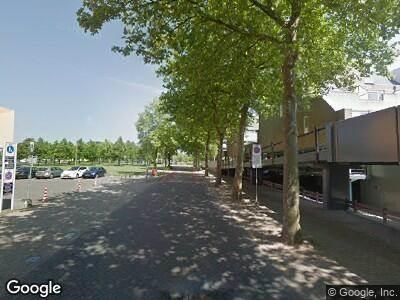 Brandweer naar Agoraweg in Lelystad