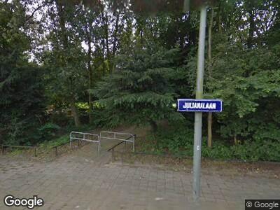Brandweer naar Julianalaan in Schiedam