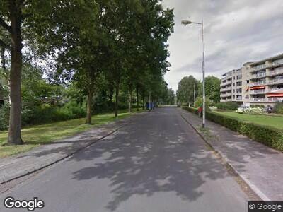 Ambulance naar Verdilaan in Breda