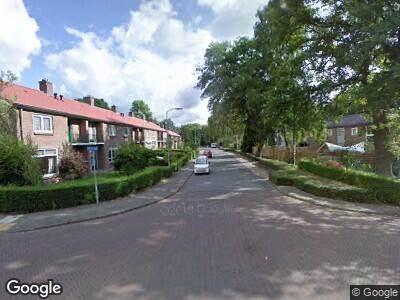 Ambulance naar Johanniterweg in Doorwerth