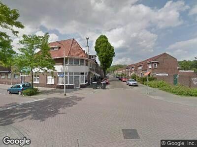 Ambulance naar Pijlijserstraat in Tilburg