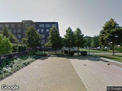 Ambulance naar Van Ommerenpark in Wassenaar