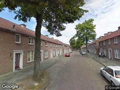 Ambulance naar Monseigneur Hopmansstraat in Roosendaal