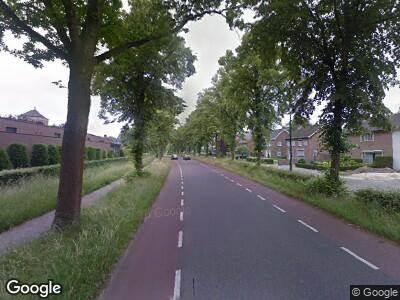 Ambulance naar Eerdsebaan in Schijndel