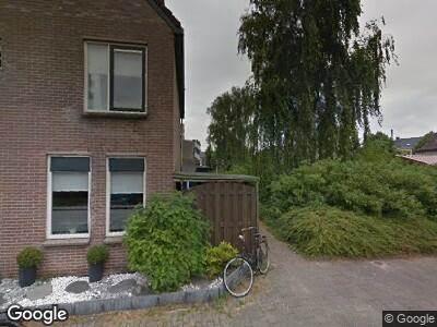 Ambulance naar Sluisstraat in Koog aan de Zaan