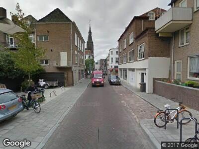 Ambulance naar Spoorwegstraat in Arnhem