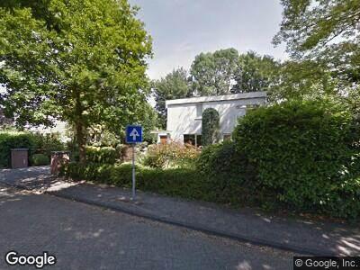 Ambulance naar Kennemerweg in Bloemendaal
