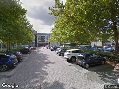 Ambulance naar De Doelen in Oosterhout