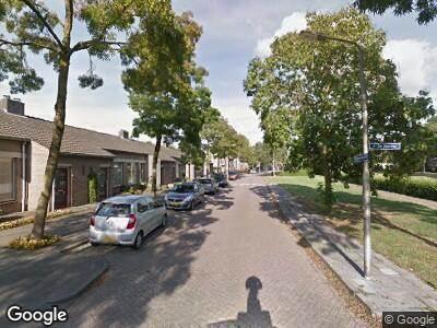 Ambulance naar Baljuwstraat in Oss