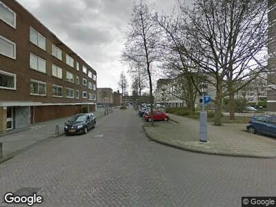 Ambulance naar Kastelenstraat in Amsterdam