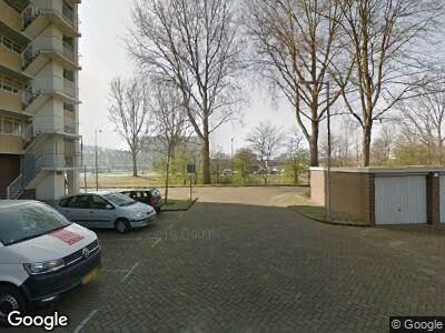 Brandweer naar Langswater in Amsterdam