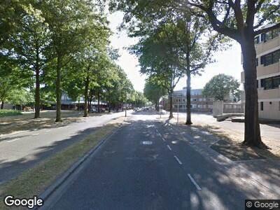 Politie naar Raadhuislaan in Oss vanwege ongeval met letsel