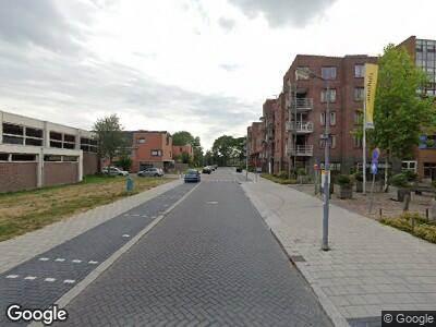 Ambulance naar Noorderven in Zaandam