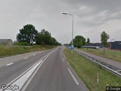 Politie naar Schoenaker in Wijchen vanwege aanrijding met letsel