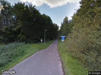 Brandweer naar Botterweg in Almere