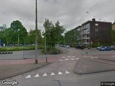Ambulance naar Van Aerssenlaan in Rotterdam