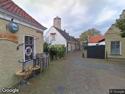 Politie naar Willem Barentszstraat in West-Terschelling vanwege ongeval met letsel