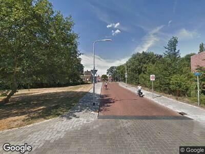 Ambulance naar Minister van Houtenlaan in Velsen-Zuid