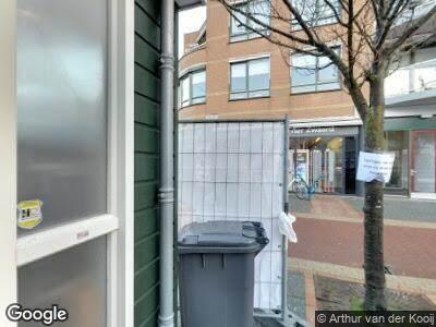 Politie naar Dorpsstraat in Mijdrecht vanwege aanrijding met letsel
