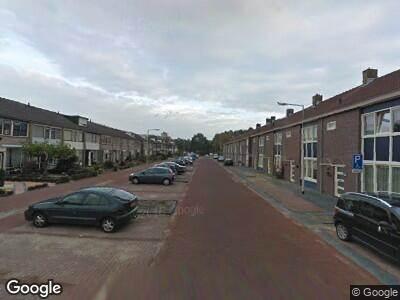 Ambulance naar Ruijsdaellaan in Bergen op Zoom