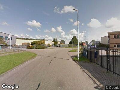 Ambulance naar Ivoorstraat in Alkmaar vanwege verkeersongeval