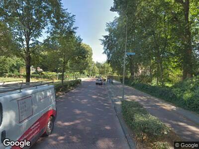 Brandweer naar Naarderstraat in Laren
