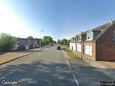 Ambulance naar Dammekant in Bodegraven