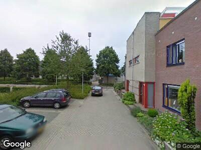 Ambulance naar Mesdagstraat in Ede