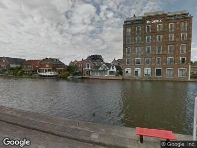 Brandweer met gepaste spoed naar Rijnkade in Bodegraven