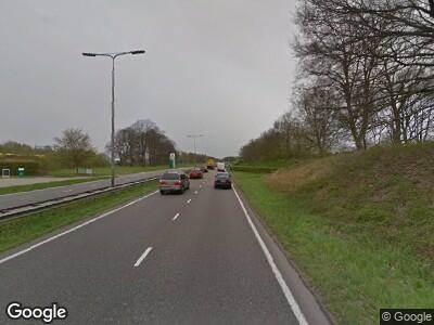 Politie naar IJsselallee in Zwolle vanwege aanrijding met letsel
