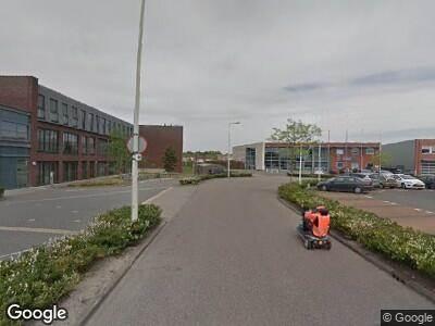 Ambulance met gepaste spoed naar Veilingdreef in Bergen op Zoom