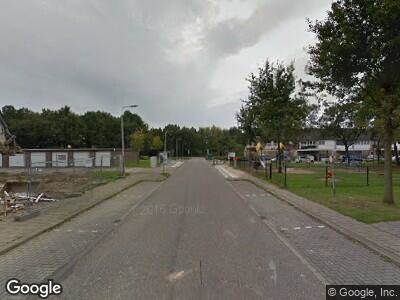 Brandweer naar Van Heutszstraat in Roermond vanwege aanrijding met letsel