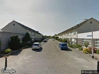 Ambulance met grote spoed naar Meedhuizenstraat in Tilburg