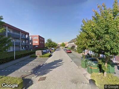 Ambulance met grote spoed naar Karnsberg in Etten-Leur