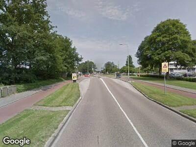 Brandweer met grote spoed naar Vijverdalseweg in Maastricht