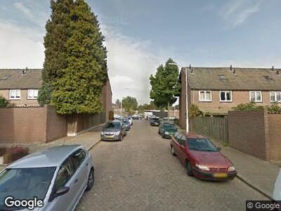 Brandweer met grote spoed naar Hattingastraat in Eindhoven