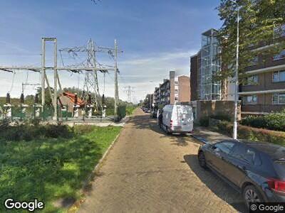 Ambulance met grote spoed naar Nicolaas Beetslaan in Voorburg