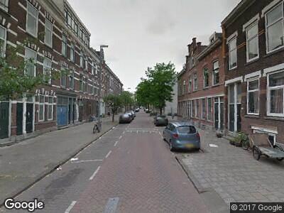 Brandweer met grote spoed naar Bloklandstraat in Rotterdam vanwege brand