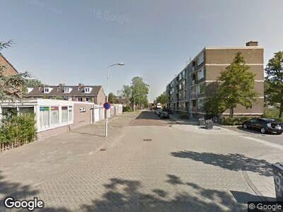 Ambulance met grote spoed naar Elbestraat in Heemskerk
