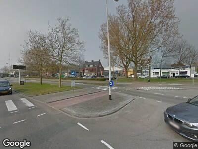 Ambulance met gepaste spoed naar Belcrumweg in Breda