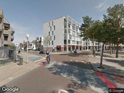 Brandweer met gepaste spoed naar Stationsplein in Apeldoorn vanwege een liftopsluiting